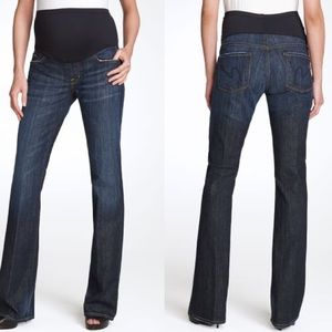 CITIZENS OF HUMANITY Bootcut Maternity Jean